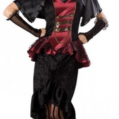 R135 Costum Halloween vrajitoare, Marime: M