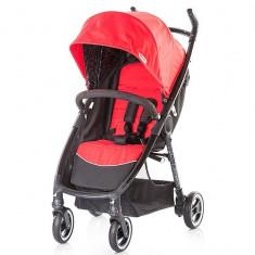 Carucior Chipolino Motto 2 in 1 red - Carucior copii 2 in 1
