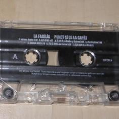 Caseta audio La Familia - Punct si de la capat, originala, fara coperta, hip hop - Muzica Hip Hop, Casete audio