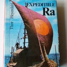 Expeditiile Ra - Thor Heyerdahl      (posib. expediere 5 lei/gratuit) (4+1)