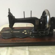 Masina de cusut manuala Seidel&Naumann