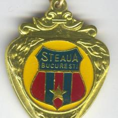 FOTBAL CLUB STEAUA BUCURESTI - Breloc de colectie Romania