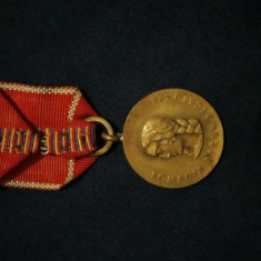 Medalie Cruciada Impotriva Comunismului 1941 - Medalii Romania