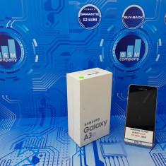 Samsung Galaxy A3 2016 A310F Gold FACTURA+GARANTIE Impecabil Fullbox - Telefon Samsung, Neblocat, Single SIM, 1.5 GB