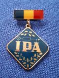 Insigna IPA - 20 de ani