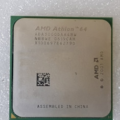 Procesor  939 AMD Athlon 64 3000+ 1.8Ghz ADA3000DAA4BW - poze reale, 2