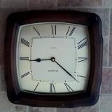 Ceas vechi de perete Dugena quartz