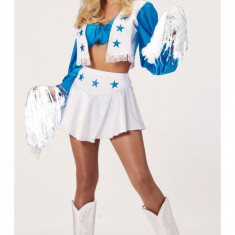 D315 Costum Halloween majoreta, Marime: S