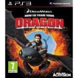 How to train your Dragon - PS 3 [Second hand] fm, Actiune, 12+, Multiplayer