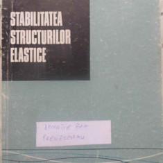 Stabilitatea Structurilor Elastice - Valeriu, Banut, Hristache Popescu, 411121 - Carti Constructii