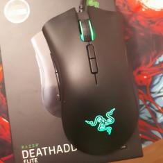 Mouse gaming Razer DeathaDDer Elite