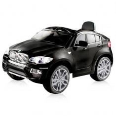 Masinuta electrica Chipolino BMW X6 black - Masinuta electrica copii