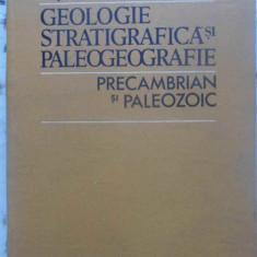 Geologie Stratigrafica Si Paleogeografie. Precambrian Si Pale - Nita Tataram, 411086 - Carte Geografie