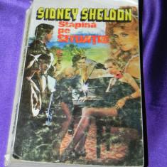 Sidney Sheldon - Stapana pe situatie (f0808 - Roman dragoste
