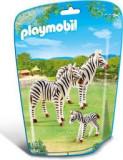 Familia de zebre Playmobil