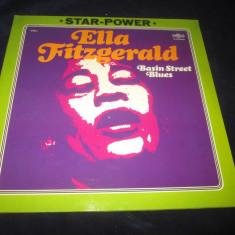 Ella Fitzgerald/Louis Armstrong-Basin Street Blues/High Society_2 x LP_Intercord, VINIL