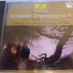 Schubert -sy.9 - cd - Muzica Clasica Deutsche Grammophon