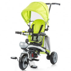 Tricicleta Chipolino Maverick lime - Tricicleta copii