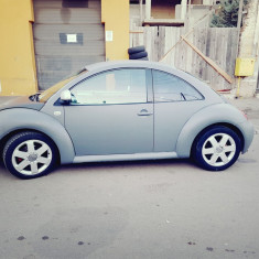 Volkswagen New Beetle, An Fabricatie: 1999, Benzina, 140000 km, 2000 cmc