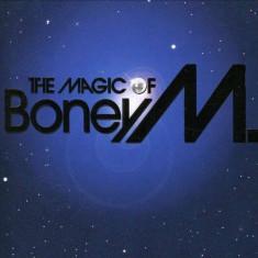 Boney M The Magic Of Boney M (cd)