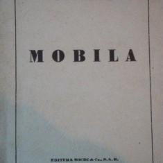 MOBILA de JEAN BARAS 1945 - Carte Istoria artei