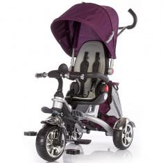 Tricicleta Chipolino Enduro purple - Tricicleta copii