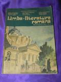 Manual vechi Limba si literatura romana 1994 Maria Pavnotescu (f0906
