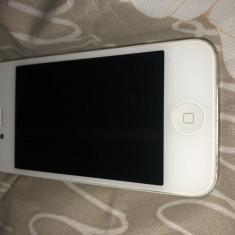 iPhone 4 Apple 8GB, Alb, Neblocat