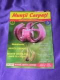 Revista Muntii Carpati nr 17 special Zarand, Ceahlau (f3187