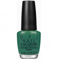 Opi Nail Lacquer Nlh45 Jade Is The New Black 15ml