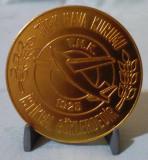 AVIATIE - BALCANIADA DE AVIATIE medalie ACORDATA UNUI PARTICIPANT ROMAN in cutie