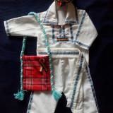 Costum popular pentru botez