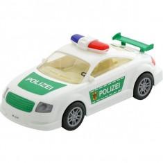 Masina Politie cu frictiune Polesie - Masinuta