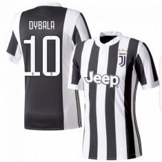 Tricou JUVENTUS model nou 2018, 21 DYBALA - Echipament fotbal, Marime: XL, M, S, XS, Tricou fotbal