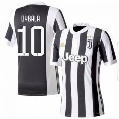 Tricou JUVENTUS MODEL NOU 2018, 10 DYBALA - Echipament fotbal, Marime: XL, M, S, XS, Tricou fotbal