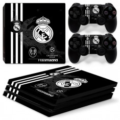 Skin / Sticke Real Madrid Playstation 4 PS4 PRO+ 2 Skin controller