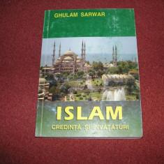 Islam - Credinta si Invataturi - Ghulam Sarwar - Carti Islamism
