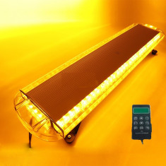 Stroboscoape Rampa plafon Portocalie PROFESIONALA Omologat EU LED 12V-24V 72LED
