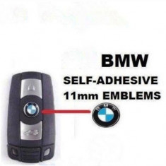 M Power Car Logo Auto Key Emblem Sticker pentru cheie BMW 11mm - Breloc Auto