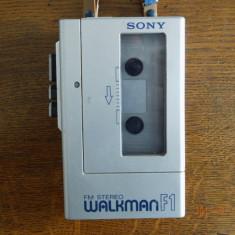 Walkmann sony WM-F1 - Casetofon