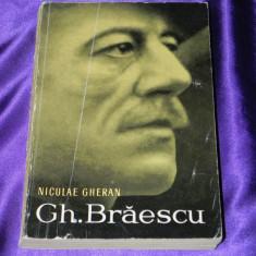 Nicolae Gheran - Gheorghe Braescu (f0929 - Studiu literar