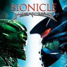 LEGO - BIONICLE HEROES - XBOX 360 [Second hand], Actiune, 12+, Single player