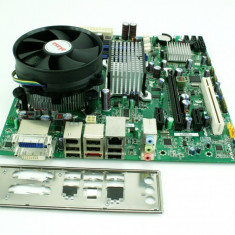 Kit placa baza DQ45CB+cpu E5700(E8400)-2x3.00Ghz+!8Gb DDR2+cooler P123