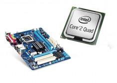 Kit placa baza GA-G41MT-S2-PT+cpu X5450(Q9650)-4x3.0Ghz+!8Gb DDR3+cooler P131 foto