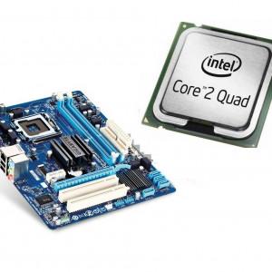 Kit placa baza GA-G41MT-S2-PT+cpu X5450(Q9650)-4x3.0Ghz+!8Gb DDR3+cooler P131