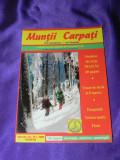 Revista Muntii Carpati nr 13 special Muntii Trascau 49 pagini (f3186