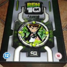 BEN 10 - colectie completa 12 DVD - dublat romana, cartoon