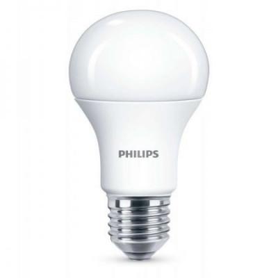 Bec Led Philips 100W A60 E27 WW lumina calda foto