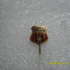 Insigna Steaua - Insigna fotbal