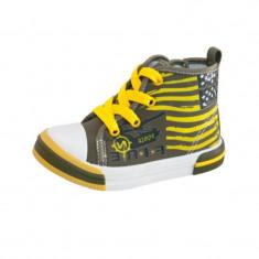 Incaltaminte pentru copii American Club 427/14V, Verde - Pantofi copii
